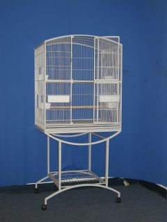 30x24 Parrot Bird Cage Cages Cockatiel Conure Finch Parakeet F304