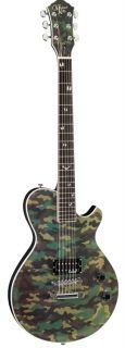 Michael Kelly Blake Shelton Camo Guitar Camouflage New