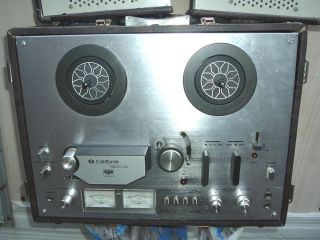 Califone GX 5600 Reel to Reel Tape Recorder Akai GX 4000D