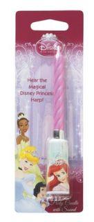Disney Princess Musical Birthday Candle Cake Decoration Snow White