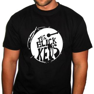 The Black Keys Music CD Album Tshirt Mens Ladies All Sizes 1