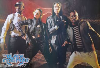 Black Eyed Peas Poster 1 Will I Am Fergie Apl de AP
