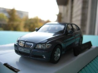 BMW 3 Series Cararama Diecast Car Model 1 43 1 43