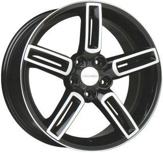18 Black Wheels Rims Toyota Camry Avalon Venza Rav 4 Highlander
