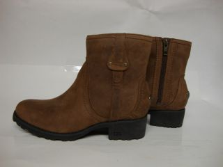 UGG Austrailia Blakely Boots Chocolate Womens Size 3332