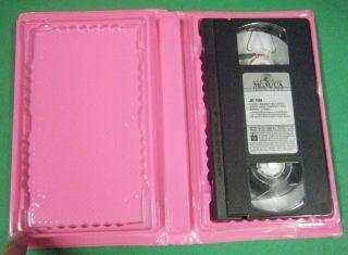 Panther Cartoon Jet Pink VHS Blake Edwards Henry Mancini 1997