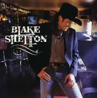Shelton Blake Blake Shelton CD New