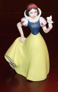 Walt Disney World Park Figurines Snow White 7 Dwarves