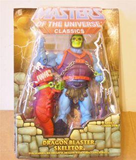 MOTU DRAGON BLASTER SKELETOR MASTERS OF THE UNIVERSE CLASSICS FIGURE