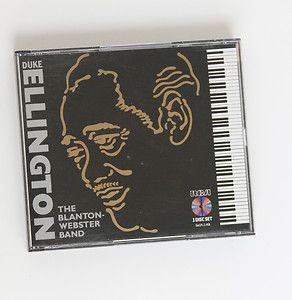 Duke Ellington The Blanton Webster Band Like New 3 CD Libretto Set
