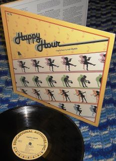 Hap Palmer Happy Hour Bob Summers Don Perry Educational Activities