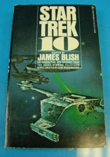 14 ORIGINAL SERIES STAR TREK BOOKS 1970s James Blish Technical Manual