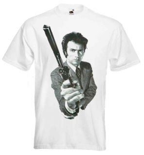 Clint Eastwood Dirty Harry Funny T Shirt