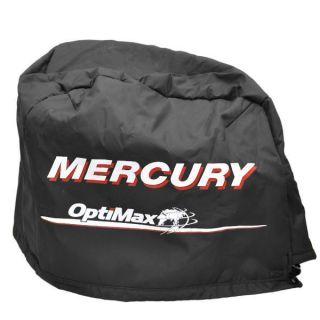 Tracker 470326 Mercury Optimax Black Boat Motor Hood Cover