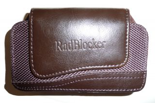 Radiation Blocking iPhone Cell Phone Case Belt Clip New