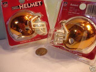 Cleveland Browns Riddell Helmets NFL Dawg Pound New