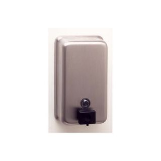 Bobrick B 2111 Classic Series Surface Mounted Soap Dispenser Stainless