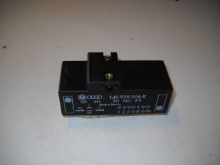 VW Jetta Golf Beetle Fan Control Module Used 98 05