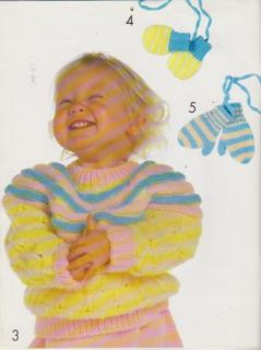 Baby Bloomers Knitting Pattern Book 6 Designs Worsted