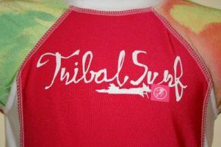 Tribalsurf Child Rash Guard Surf Shirt SPF 50 RGTTD PWC