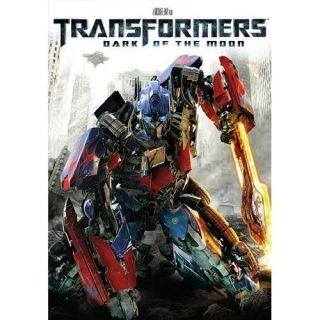 Transformers Dark of the Moon Blu Ray Disc NEW Never Been Played