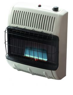 Mr. Heater Natural Gas Blue Flame Heater 20,000 BTU #MHVFB20TBNG