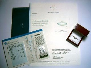 PLATINUM 45ct SI1 E GIA Round Diamond Engagement Ring 2 500 BLUE NILE