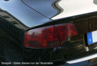 BMW x6 E71 Rückleuchten Dunkel Schwarz