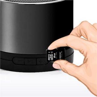 Hot Selling Mini Bluetooth Stereo Wireless Speaker TF Slot Black