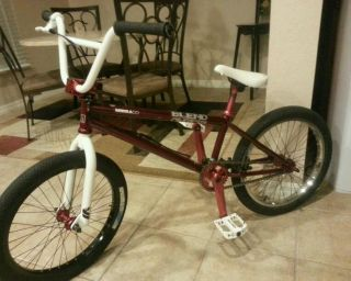 BMX Bike street bike Mirraco blend