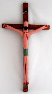 vintage and scarce emile bluteau folk art primitive carving listed