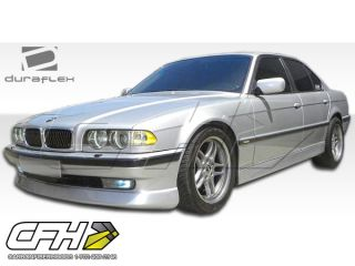 FRP 95 01 Bmw 7 Series E38 Ac s Front Lip Spoiler 1pc Brand New