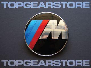 BMW M Power Roundrel Hood Emblem E30 E36 E46 E90 M3 M6