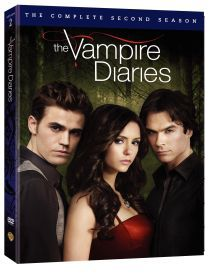 Vampire Diaries The Complete Second Season DVD 2011 5 Disc Set
