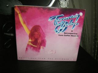 TOMMY BOLIN PROMO CD SAMPLER SELECTIONS FROM THE ULTIMATE TOMMY BOLIN