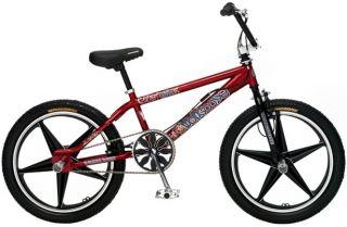2009 Mongoose R2276 20 Boys BMX RAID Bicycle Bike