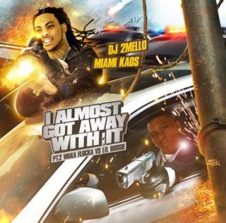Waka Flocka Lil Boosie Almost got Away Rap Mixtape