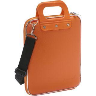 Bombata Micro Briefcase Orange 13 Netbook Tablet Laptop Carrying Bag