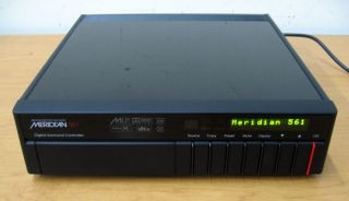 Boothroyd Stuart Meridian 561 Audio Video Digital Surround Controller