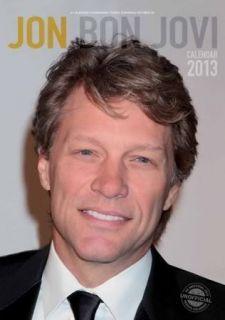 Jon Bon Jovi 2013 Calendar