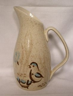Red Wing China Bob White Creamer Cream Pitcher or Jug