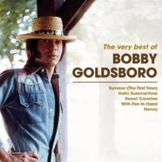 BOBBY GOLDSBORO NEW SEALED CD VERY BEST OF GREATEST HITS COLLECTION