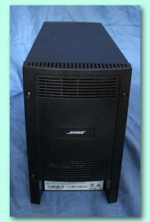 bose ps28 iii powered speaker system subwoofer for lifestyle 28 38 48