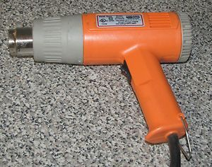 Chicago Electric Heat Gun Model 35776