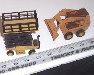 NZG Grove Platform Lift Super Maxx #374 W Germany   Scale Model Toys