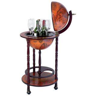 17 1 2 Diameter Wine Globe Bottle Holder Wine Cabinet