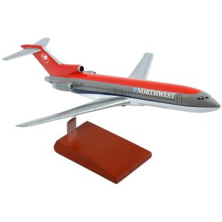 Boeing 727 200 Airplane Model Northwest from Brookstone