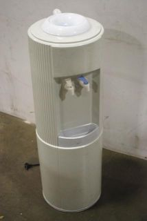 Oasis Bottled Water Cooler Dispenser White 500088