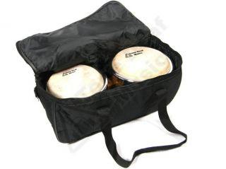 Padded Bongo Drum Bag Bongos Drums Percussion Case