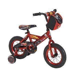 Huffy 12 inch Bike Boys Disney Pixar Cars 2